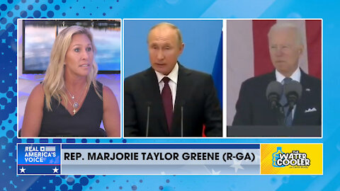 """Today: Rep. Marjorie Taylor Greene on Nancy Pelosi: """"She basically has no soul"""""""