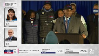 Bob Wallace concedes to Brandon Scott in Baltimore mayoral race
