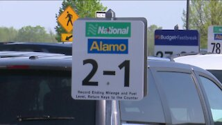 Local companies see a continued rental car shortage ahead of summer tourism in Northeast Wisconsin
