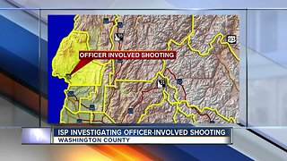 Authorities investigating officer-involved shooting in Washington County