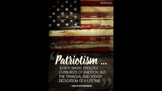 Washington DC 1776 Forever Free volunteers
