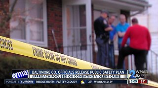 Baltimore County officials release public safety plan