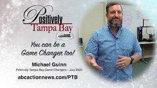 Michael Guinn - July's Game Changer