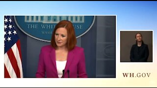 Psaki Blames Guns For Rising Violence In Cities