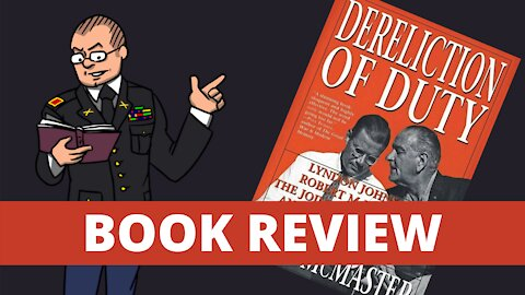 Dereliction of Duty - Book Review