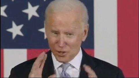 President Biden mocks Republicans at the Martin Luther King Jr memorial