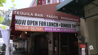 Palm Beach County places restrictions on food, alcohol sales