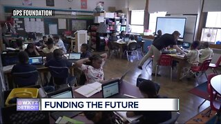 DPS Foundation launches crowdfunding campaign to support Detroit Public Schools Community District