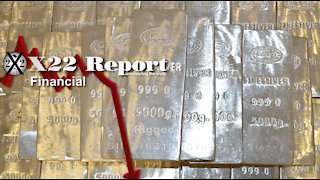 Ep. 2393a - Now The People See How The Economic System Is Rigged, Watch Precious Metals