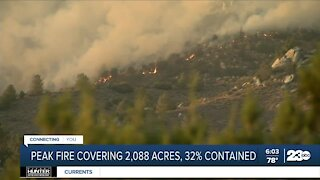 Dixie Fire covering 113K acres, earns 'Megafire' status