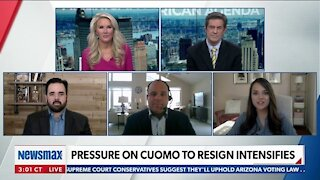 Pressure on Cuomo to Resign Intensifies After Third Accuser steps forward