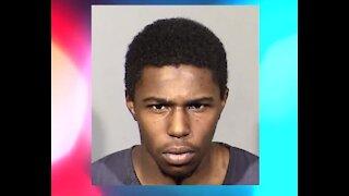 Man under arrest after kicking patrol vehicle window