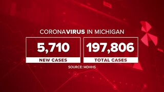 7 UpFront: Dr. Khaldun addresses state's record-high COVID cases, potential for increased deaths