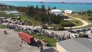 Grand Celebration arrives in Bahamas