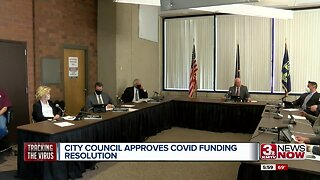 City council approves COVID funding resolution