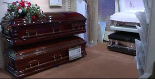 Funeral homes adjusting to a new norm during pandemic