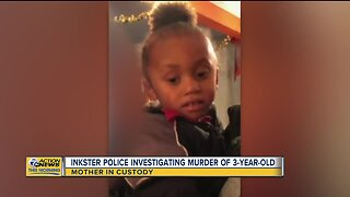 Inkster police investigating murder of 3-year-old