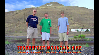 Tenderfoot Mountain - Salida, Colorado