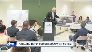 'Building Hope' for children with autism