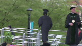 St. Norbert College hosts in-person commencement ceremony