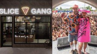 Voici ce qu'il se passe avec Slice Gang Pizza, le tout premier resto d'Olivier Primeau
