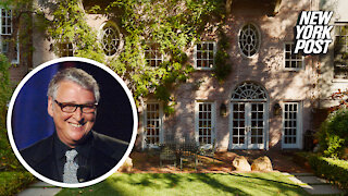 Former home of legendary director Mike Nichols lists for $26M