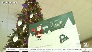 Helping seniors in need through 'Be a Santa to a Senior''