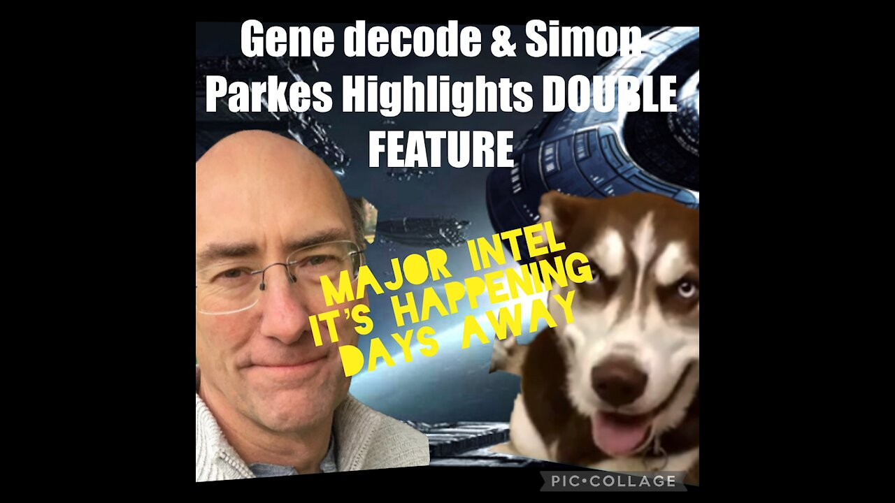 Simon Parkes & Gene Decode Highlights Double Feature! - We The People Must Video