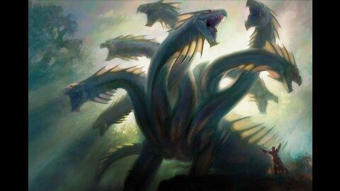 The Beast of Revelation and Daniel - Cosmic, Mythological, and Biblical