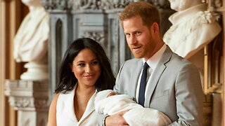 Prince Harry, Meghan Honor Mothers Everywhere