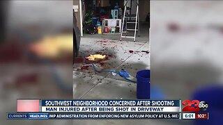 Southwest neighborhood concerned after shooting