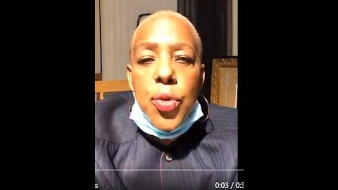 Michigan State Democrat Rep. Cynthia Johnson Activates Cells Against Trump Supporters