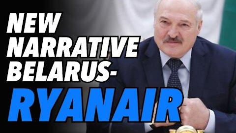 Alternate narrative behind Belarus-Ryanair incident