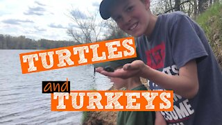 S1:E3 Pan Fishing with 4 Kids gets Crazy! | Kids Outdoors
