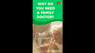 Why You Should Have A Dedicated Family Doctor?