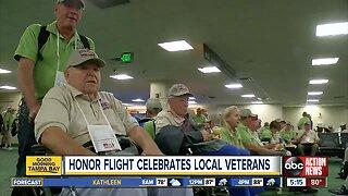 Honor Flight sends veterans to Washington D.C. for free