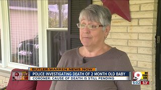 Police investigating death of 2-month-old baby