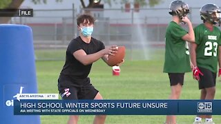 High school sports in limbo as COVID-19 cases rise in Arizona