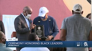 Riviera Beach honors residents during Black History Month event