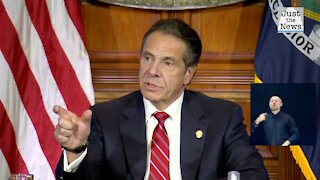 Gov. Cuomo explodes at reporter asking about school shutdown