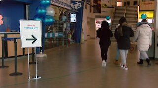 University at Buffalo students return to campus, will be tested for COVID-19 weekly