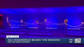 ASU DesignSpace: Drive-thru sensory art museum opens in Tempe