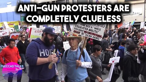 LA Anti-Gun Protesters Know Nothing About Guns