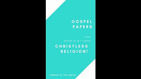 Christless Religion
