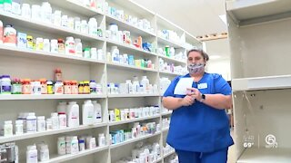 Indian River State College one-year Pharmacy Technician Program in high demand