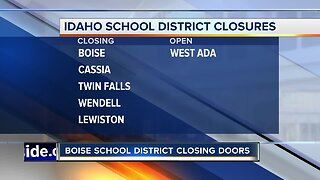 Idaho governor, health officials leave school closures up to local administrators