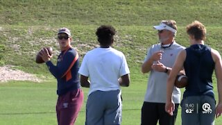 Kevin Anderson Passing Academy