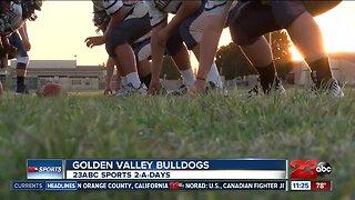 2-A-DAYS: Golden Valley Bulldogs