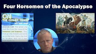 Four Horsemen of the Apocalypse Part 9
