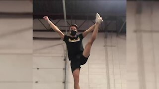 Cheerleading could soon be an Olympic sport